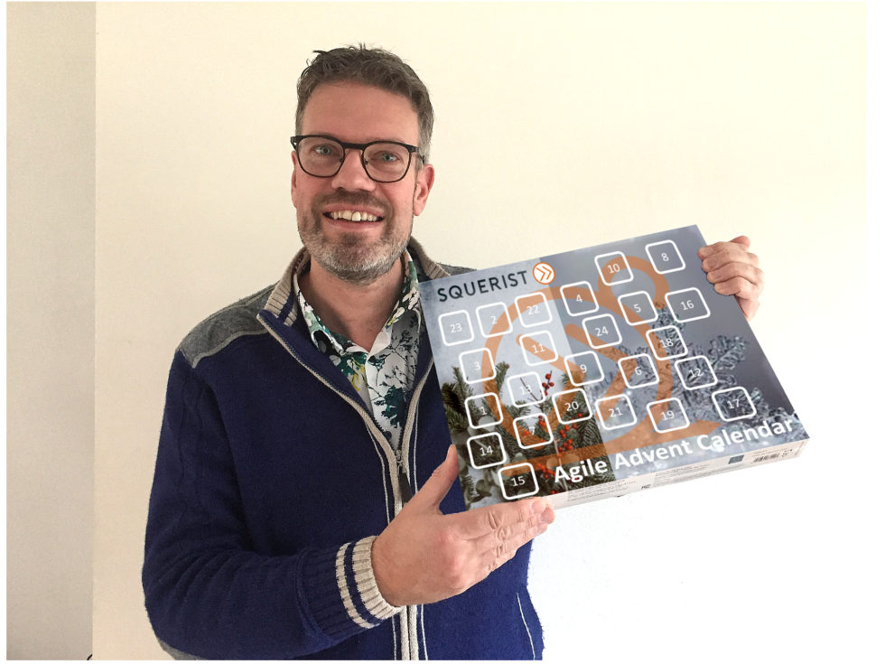 Squerist Agile Advent Calender Derk-Jan De Grood