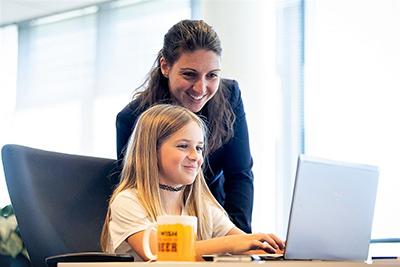 Squerist Blog Nieuws Thuiswerken Met Kinderen
