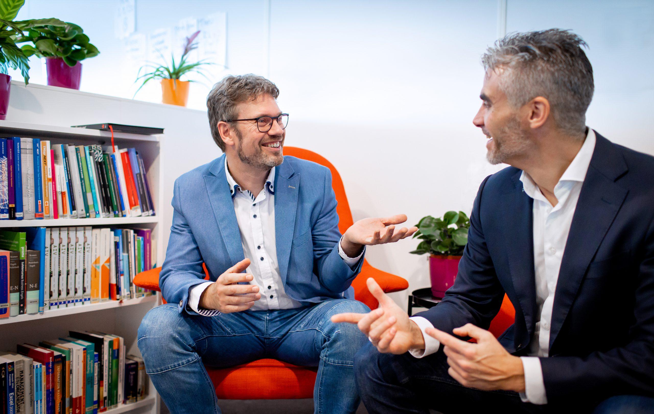 Agile coaching Derk-Jan de Grood